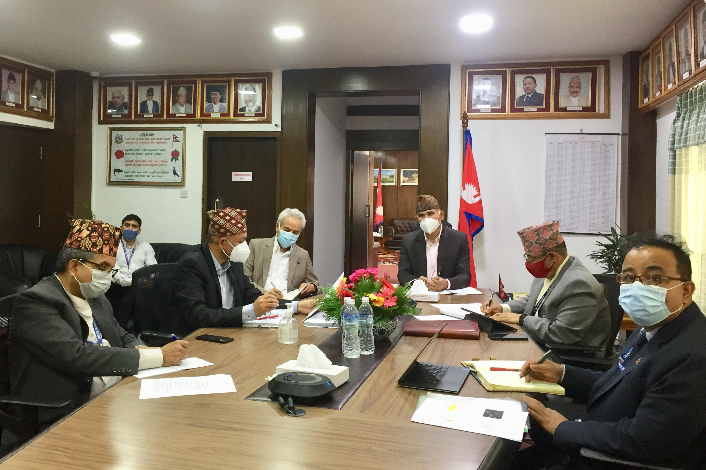 Govt won't take any decisions that hamper conservation of Chure region: Finance Minister Poudel
