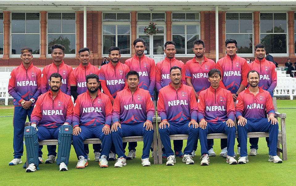 Image result for nepal cricket team