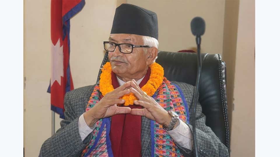 Nepali people's self-respect has risen: Chief Minister Poudel