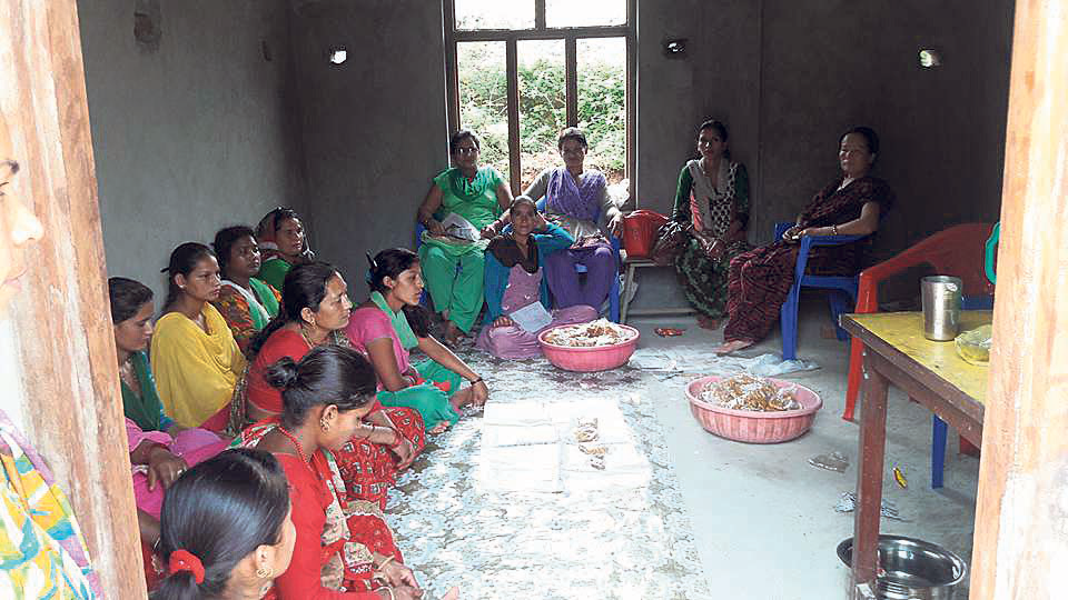 Doti locals indifferent toward commercial skills training