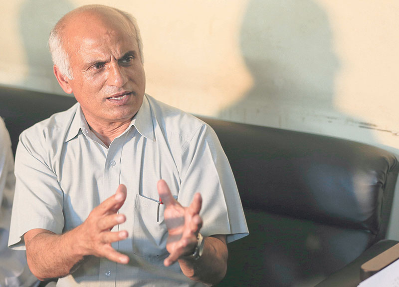 Dr KC demands impeachment of CIAA chief Karki