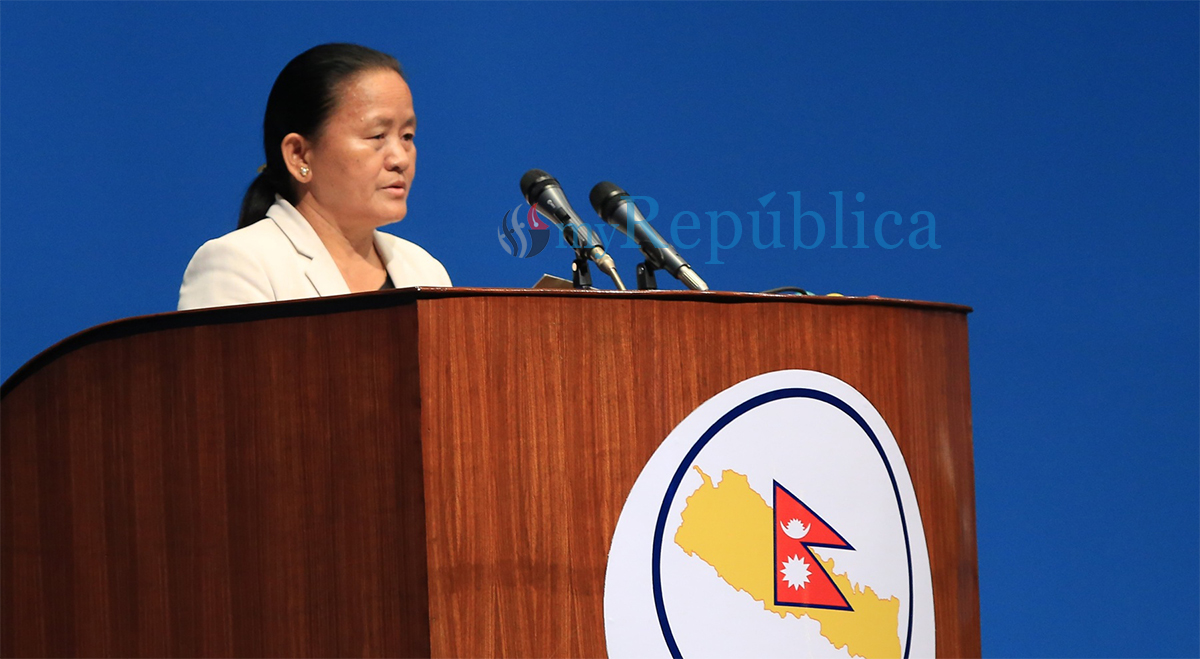 Provincial assemblies, too, can be dissolved: Minister Tumbahangphe