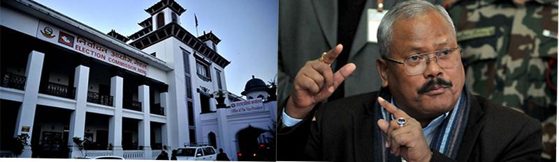 EC seeks clarification from DPM Gachchhadar