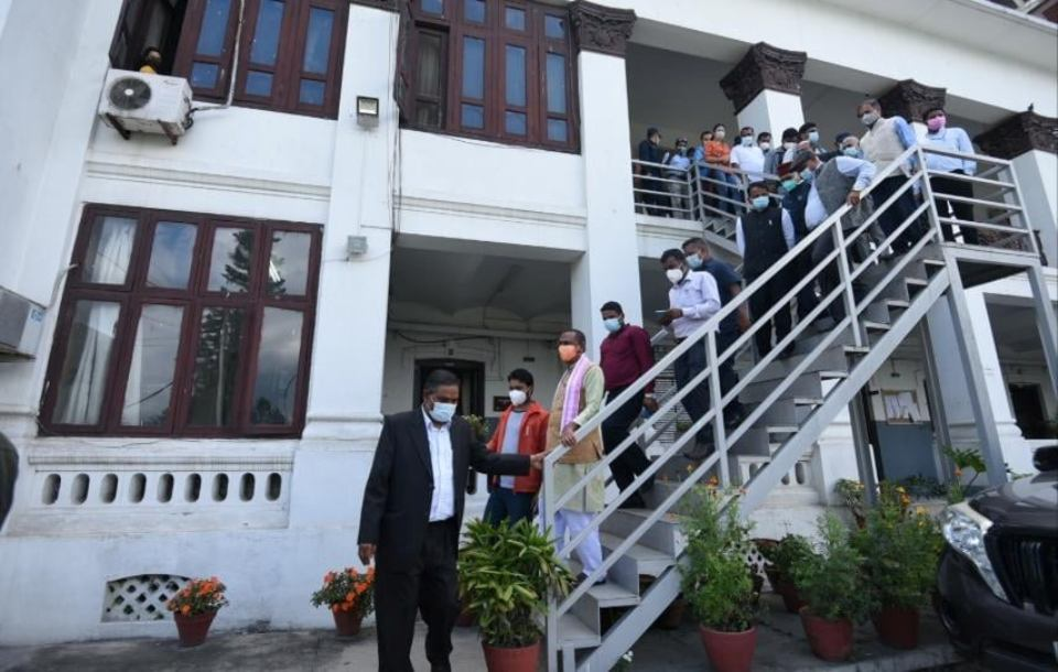 Yadav-led faction of JSP reaches EC to seek official recognition as JSP