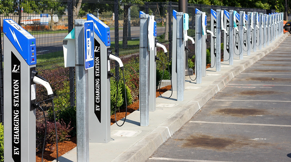 NEA setting up charging stations for electric vehicles