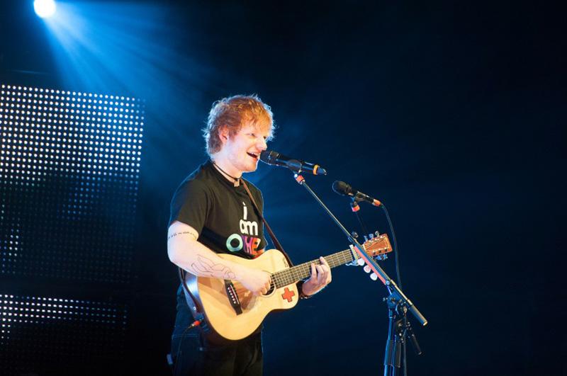 Ed Sheeran gets cameo role in GoT