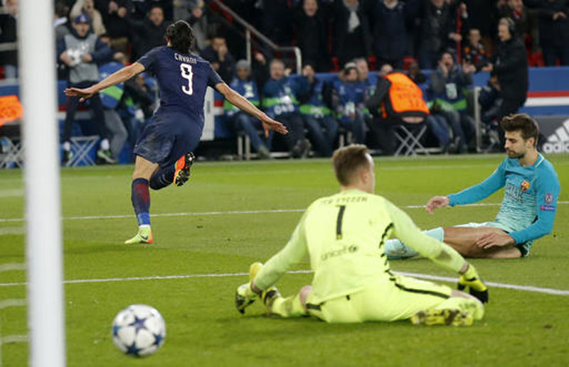PSG gives Barcelona some major payback with 4-0 thumping