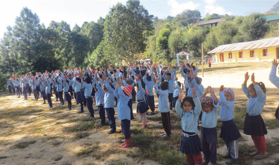 Rolpa schools witness high drop-out rate