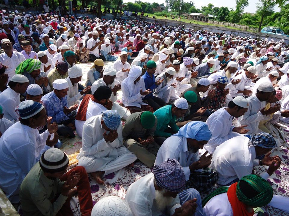 Eid being observed across the nation