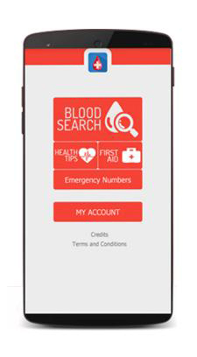 EmBlood saves life through its app