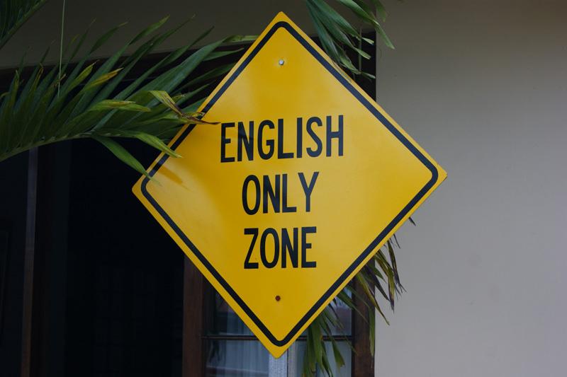 Beyond English