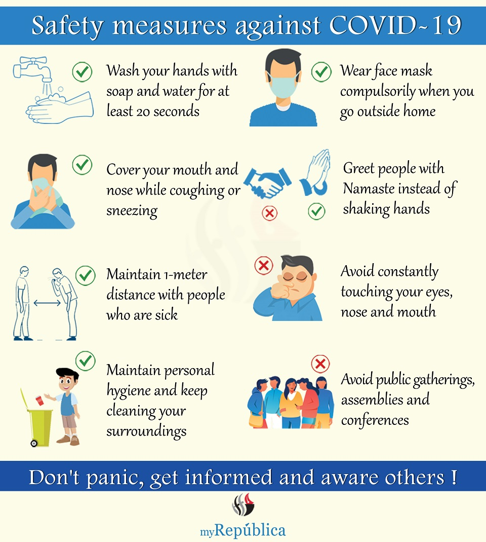 Coronavirus: safety and readiness tips for you