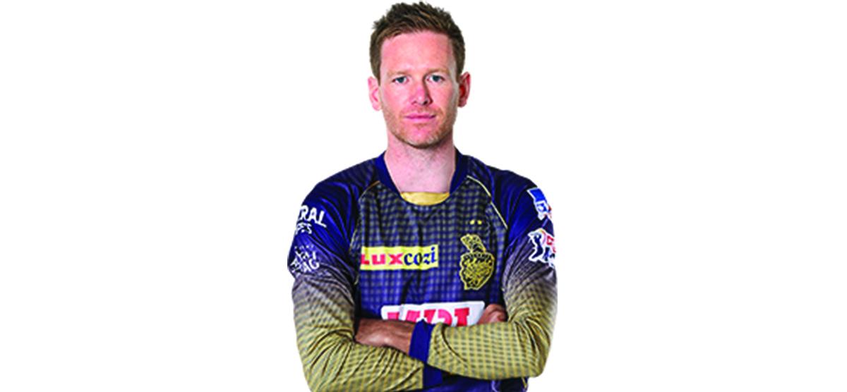 England's Morgan takes over as Kolkata captain in IPL