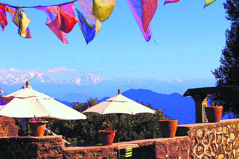 Everest Panaroma Resort brings New Year offer