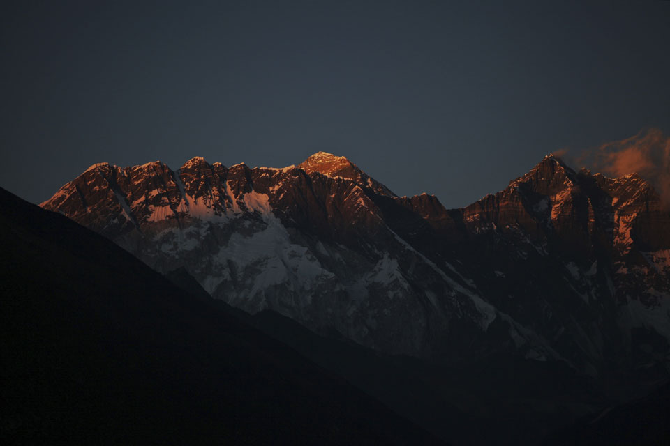 4 bodies found inside tent at the highest camp on Everest
