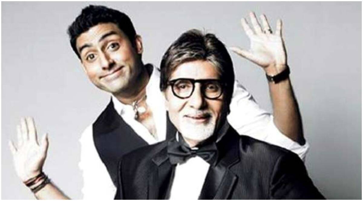 'Darling Papa, I miss you', Amitabh revisits Abhishek's childhood letter to him