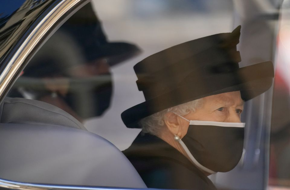 Queen Elizabeth marks 95th birthday, days after husband's funeral