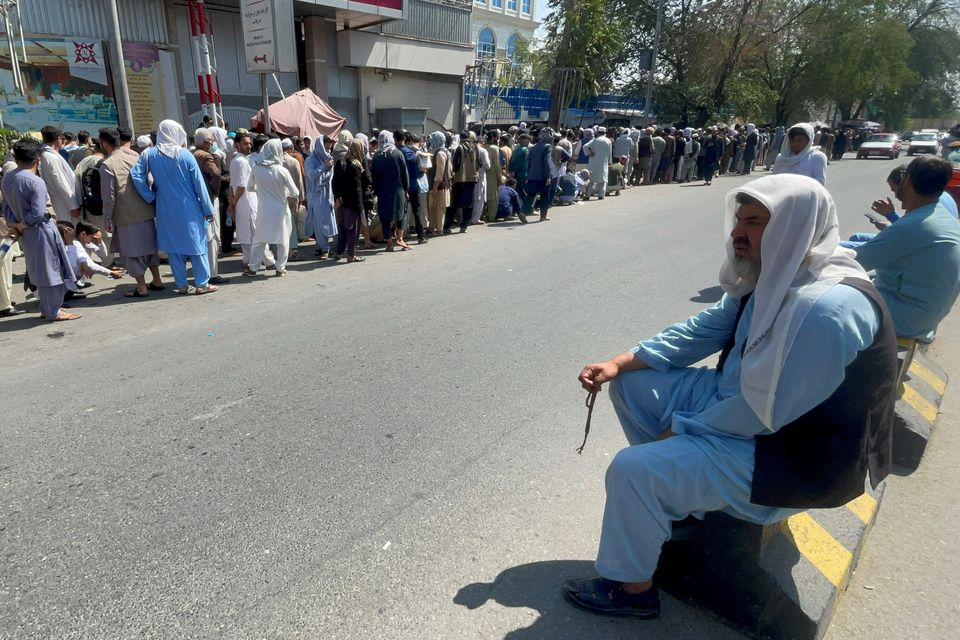 UN says basic services in Afghanistan are collapsing