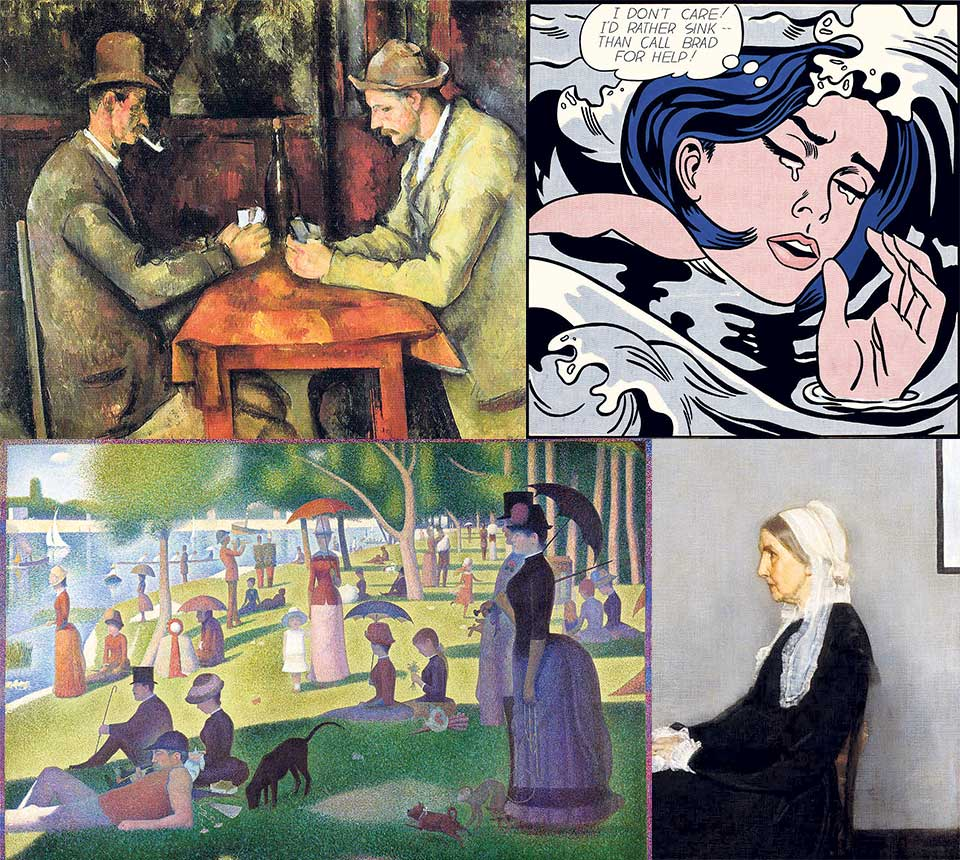 Five works of art you should know