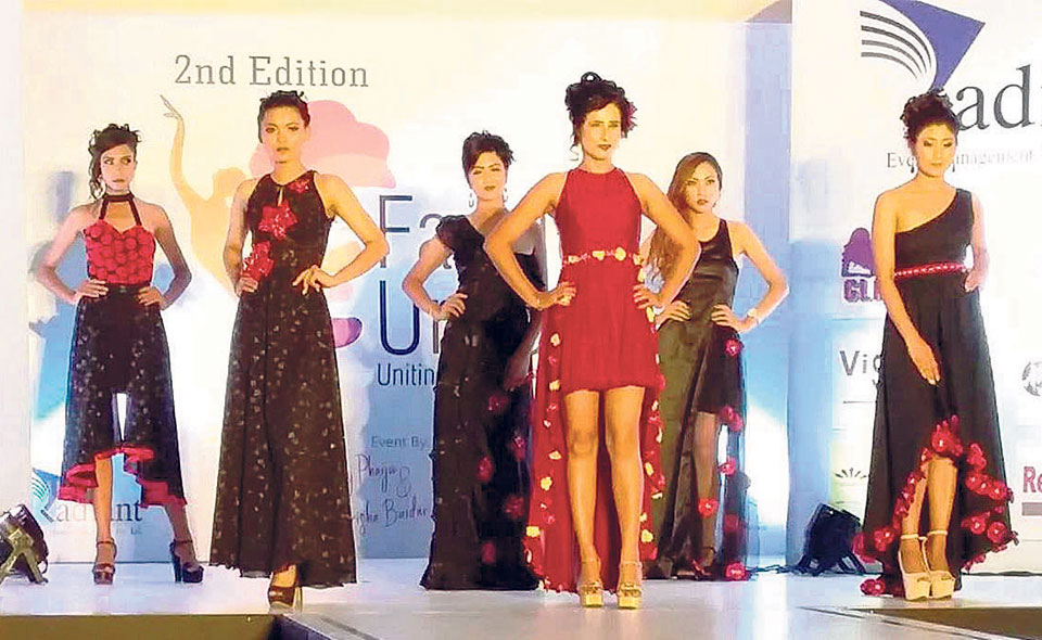 Second edition of 'Fashion Unites' concludes