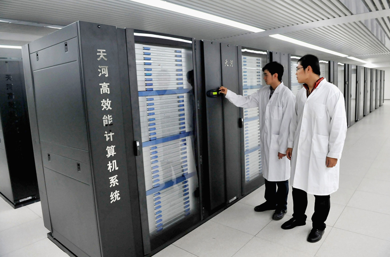 Japan plans world's fastest computer