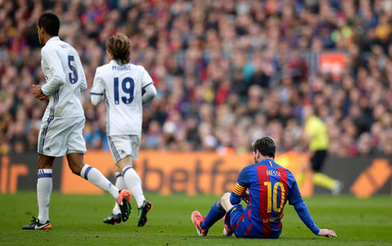 Camp Nou far from a safe haven for Barcelona this season