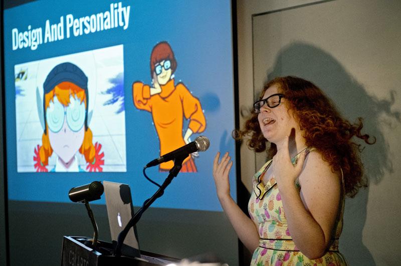 No more nerds, sex bombs: Female animators draw away clichés