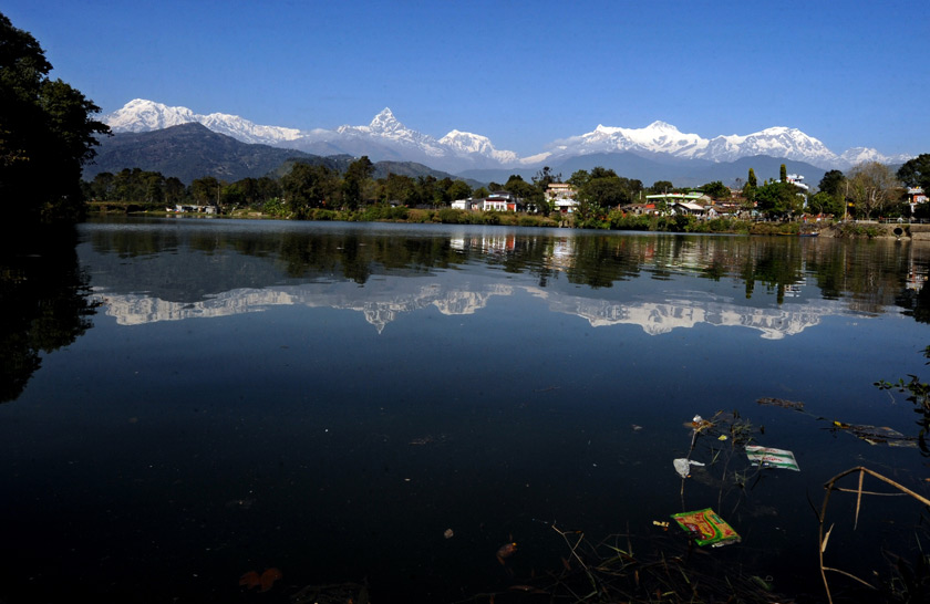 Pokhara hotels packed with domestic tourists