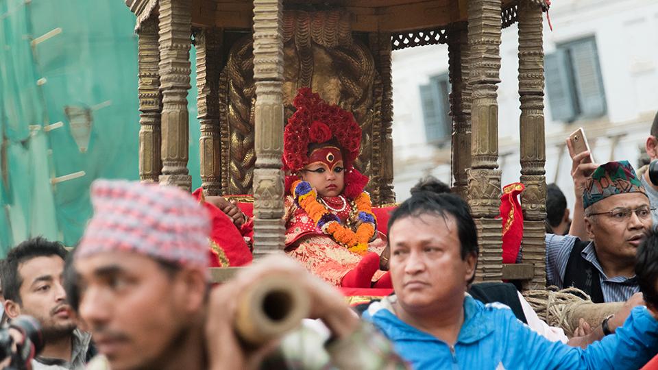 Third day of Seto Machhindranath Jatra (With photos)