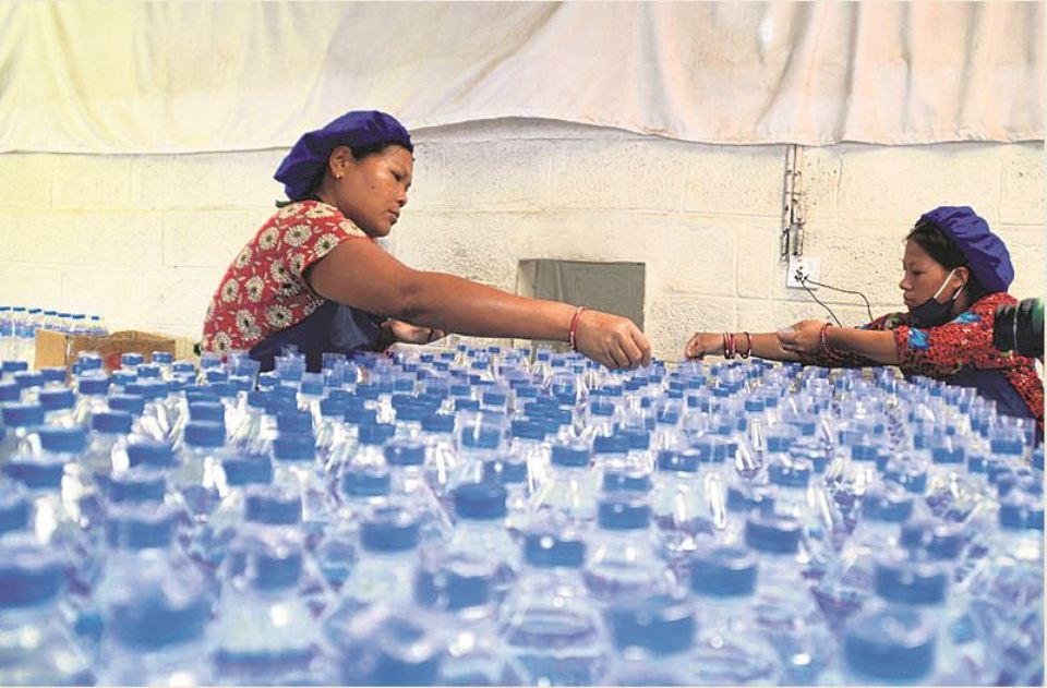 Aqua Minerals Nepal fined Rs 100,000