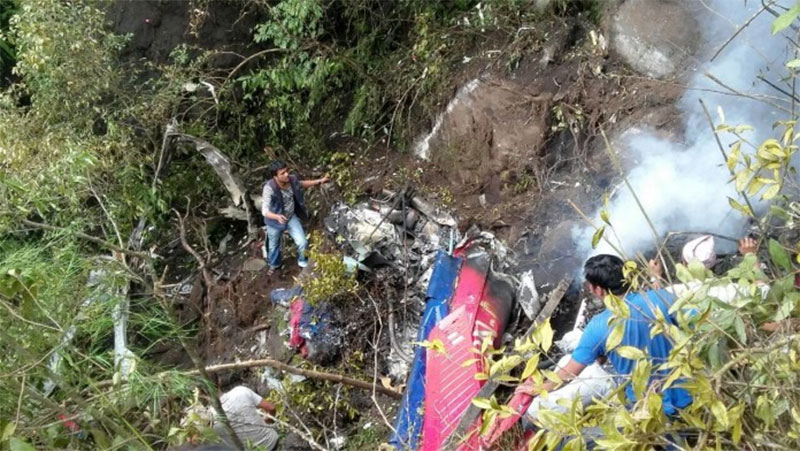 Govt forms committee to probe Fishtail chopper crash
