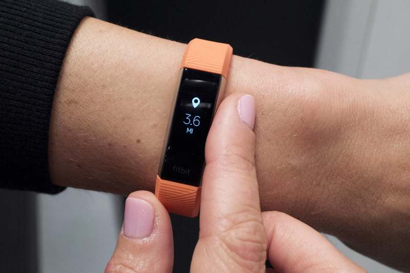 Fitbit tracks your steps; now it wants to chart your sleep, too