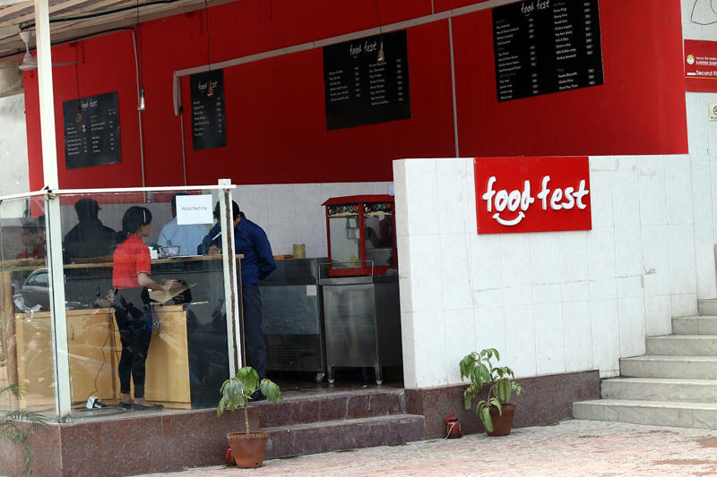 Opening of Coffee Break and Food Fest in capital