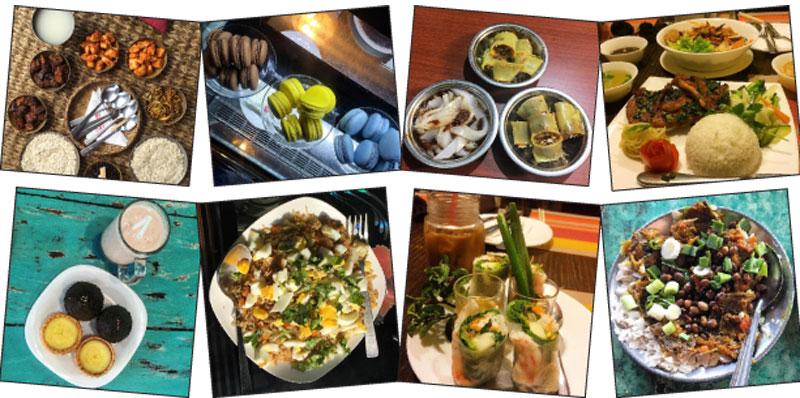 #Foodgramming in Nepal