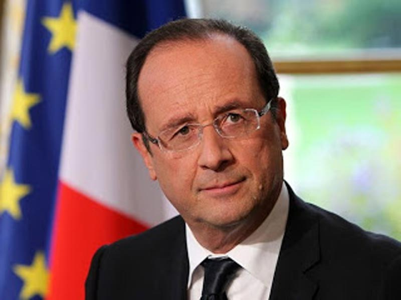 Guess how much the French president pays his hairdresser every month
