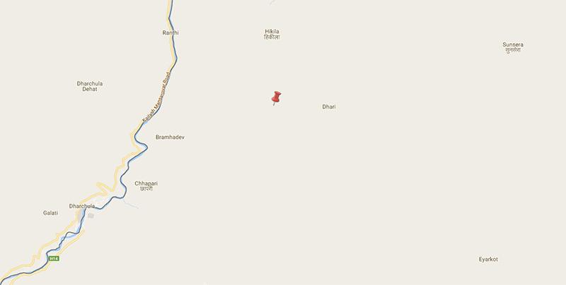 Fresh earthquake hits far-western Nepal