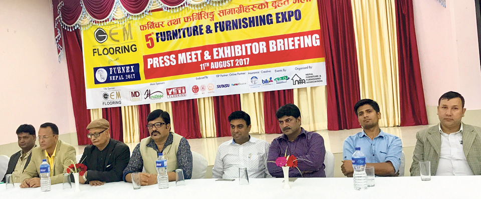 5th Furniture and Furnishing Expo to be held from August 19