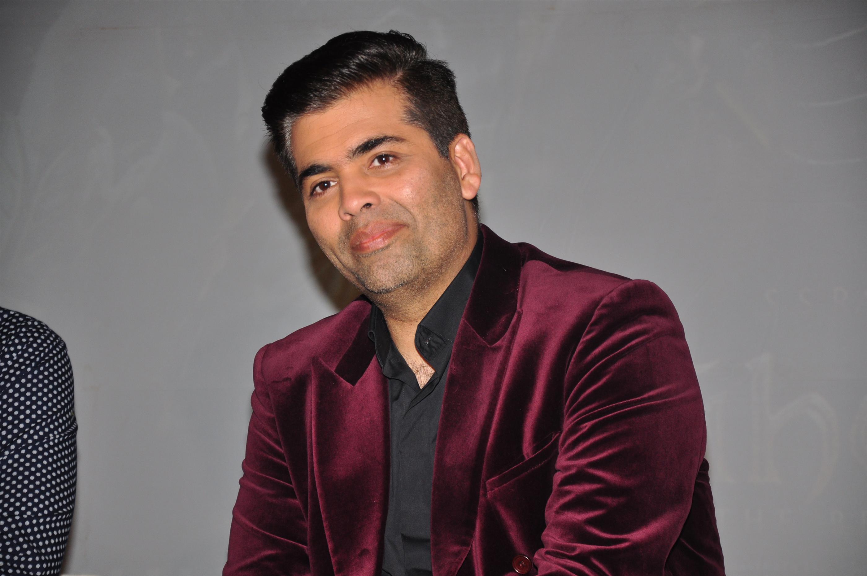Filmmaker Karan Johar announces new movie -- Siachen Warriors