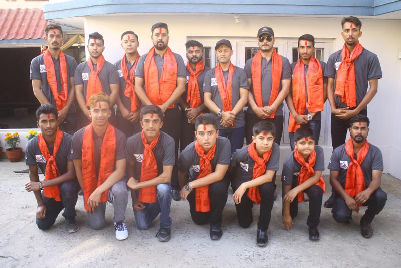 Great Himalayan Cricket Academy heads Dhaka for BKSP Cup
