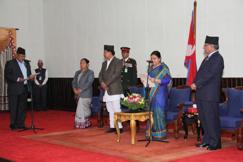 Govt secures position with Gachchhadar in cabinet (Update)