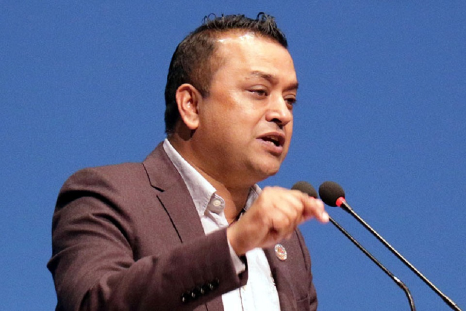 NC to lead national politics after fresh mandate: leader Thapa