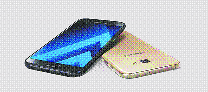 Samsung launches Galaxy A7 in Nepal