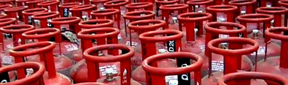NOC hikes price of LPG by Rs 25 per cylinder