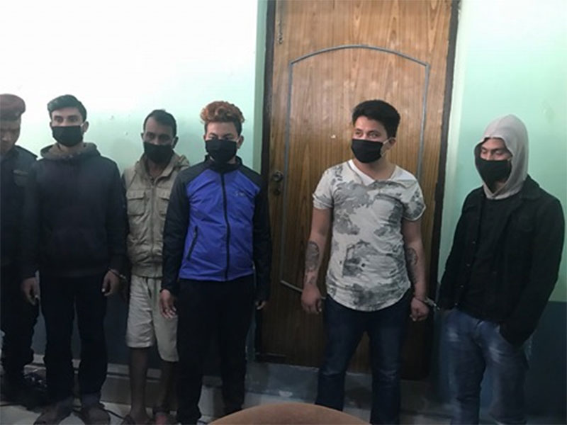 Five suspects arrested in connection to Gauchan murder case