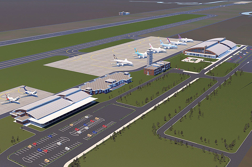 Gautam Buddha Airport could be ready for trial flights by Q1 of 2020