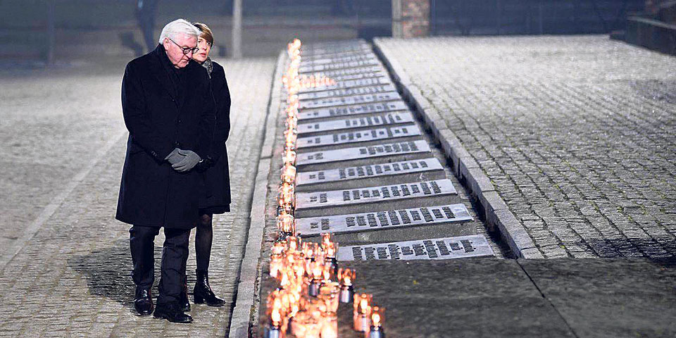 Geopolitics of Holocaust Memory