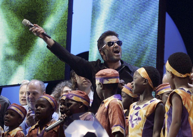 New George Michael single aired 8 months after star's death