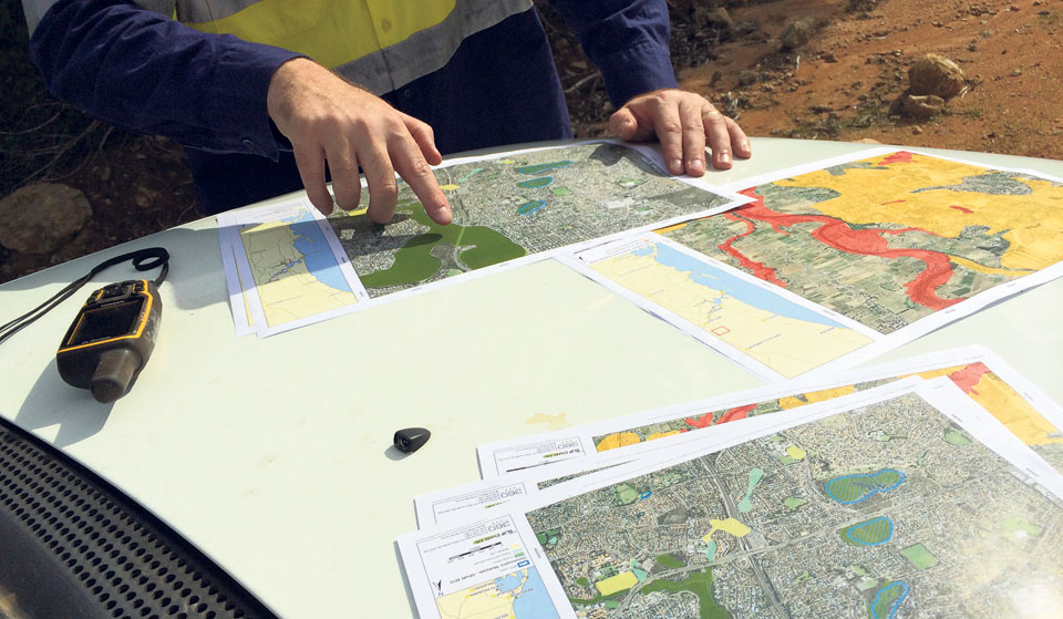 Disaster Response and Management using Geospatial Data