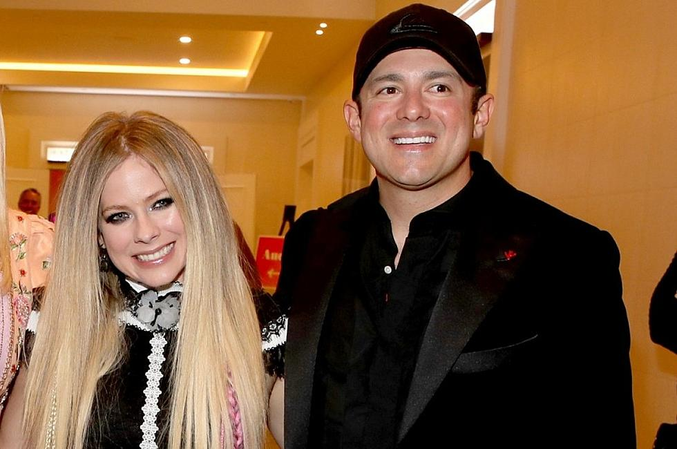 Avril Lavigne and boyfriend Phillip Sarofim call it quits