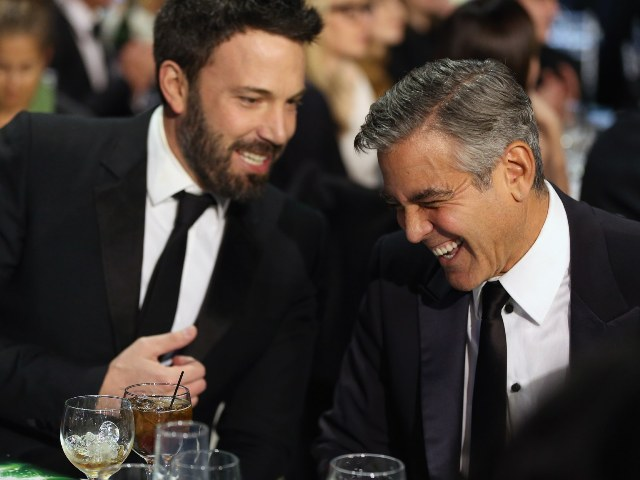 George Clooney advised Ben Affleck to not take up Batman role